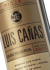 Luis Cañas Gran Reserva