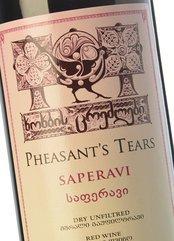 Pheasant's Tears Saperavi