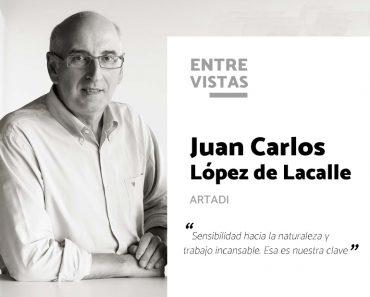 Entrevista Juan Carlos López de Lacalle