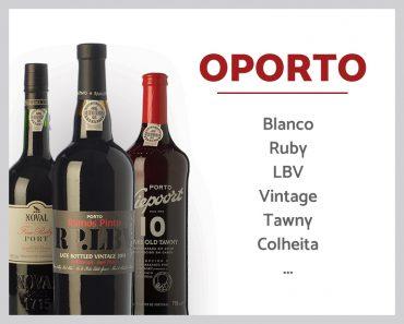 Vinos Oporto