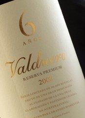 Valduero 6 Años Reserva Premium