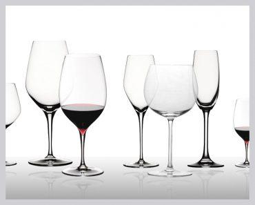 Servicio copas vino