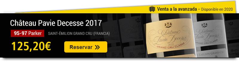Château Pavie Decesse 2017 (PR)
