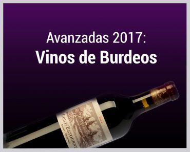 Avanzadas 2017 Burdeos