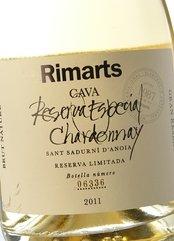 Cava Rimarts Gran Reserva Chardonnay