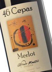 Alfredo Maestro 46 Cepas Merlot