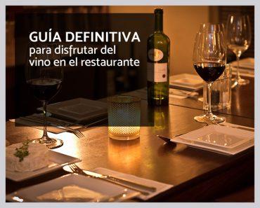 Vinos restaurante