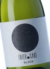 Enter Sake Black Dot Sake