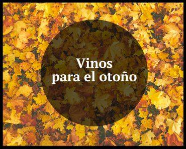 vinos para el otoño