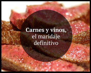 carnes y vinos