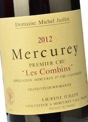 Michel Juillot Mercurey 1er Cru Les Combins