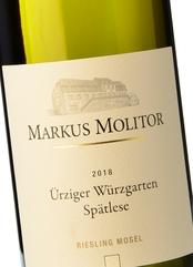 Markus Molitor Urziger Würzgarten Spatlese