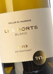 Carnes y vinos Les Sorts Blanc