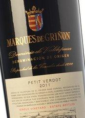 Marqués de Griñón Petit Verdot
