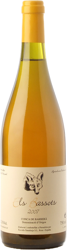 Els Bassots vino natural