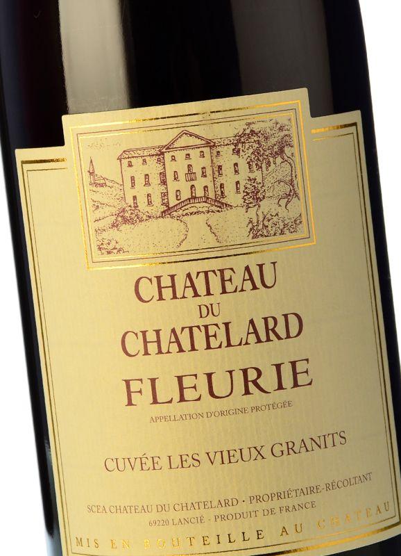 Château du Chatelard Cuvée Les Vieux Granits Beaujolais