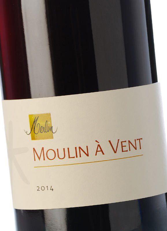 Olivier Merlin Moulin à Vent Beaujolais