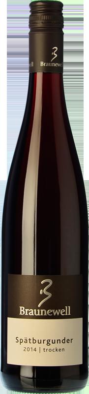 Vino alemán: Braunewell Spätburgunder Trocken