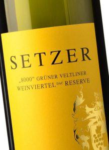 Setzer Grüner Veltliner 8000 Reserve