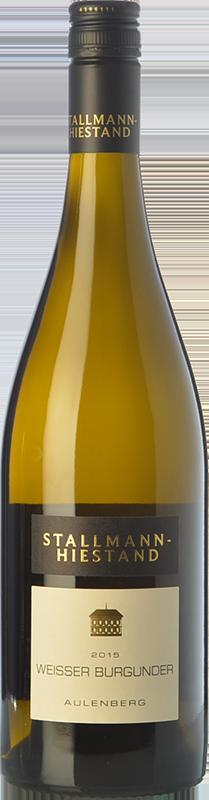 Vino alemán: Stallmann-Hiestand Weisser Burg. Aulenberg