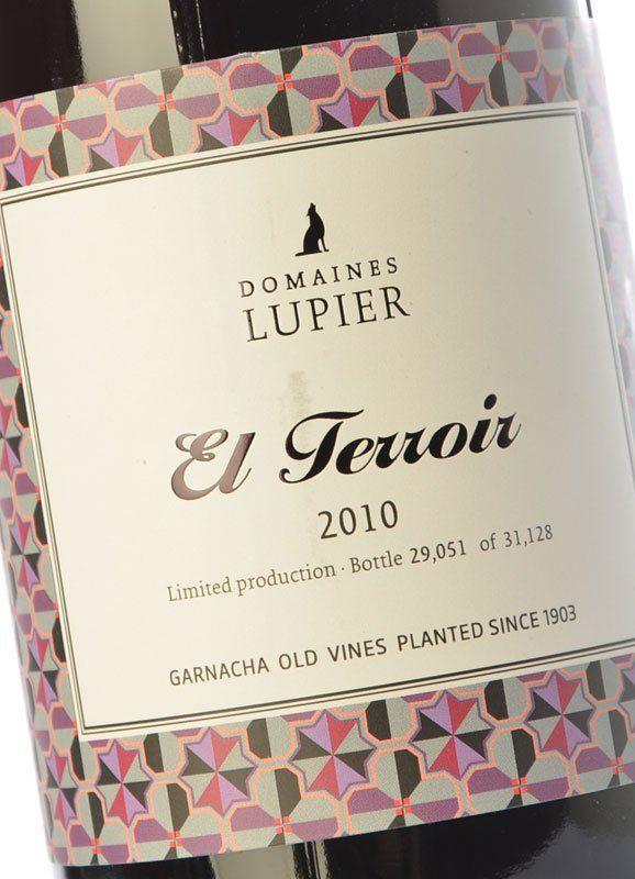 Domaines Lupier El Terroir