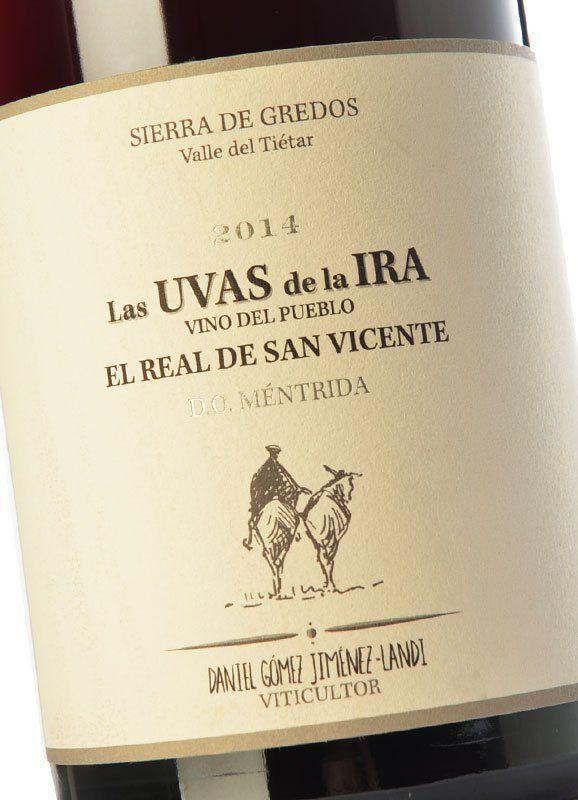 Las Uvas de la Ira El Real de San Vicente