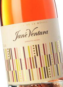Vino y ensalada, Jané Ventura Reserva de la Música Rosé