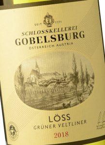 Schlosskell. Gobelsburg Grüner Veltliner Löss